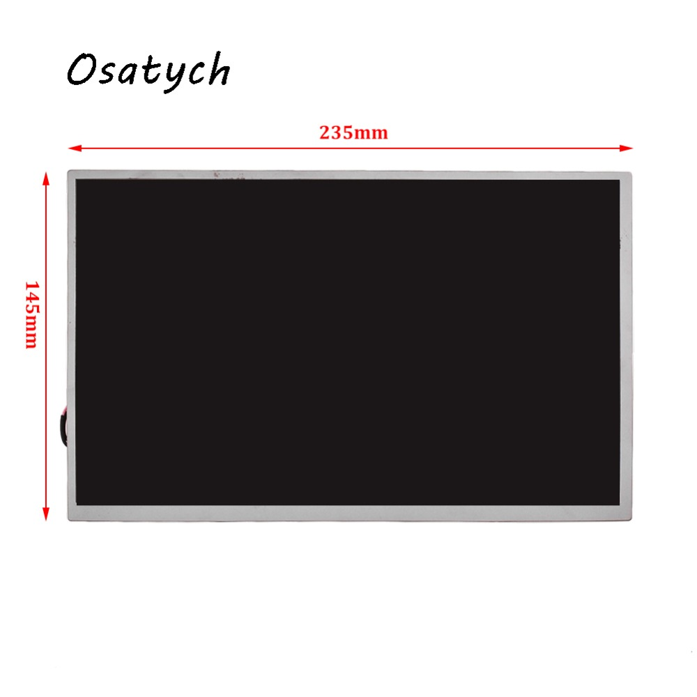For 10.2 inch Chinese CLAA102NA01CW LCD display Panel Replacement 18 5 inch g185xw01 v 1 g185xw01 v1 lcd display screens