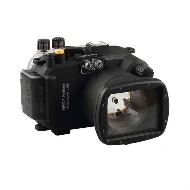 Waterproof Underwater Housing Camera Housing Case For Sony Nex7 Nex 7 16 50mm 18 55mm Lens Underwater Housing Waterproof Underwater Housingcase For Camera Aliexpress