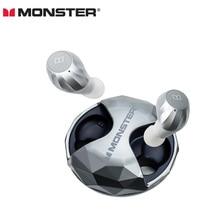 Monster TWS Clarity HD Airlinks Wireless Headphone Bluetooth 5.0 Earbuds IPX5 Waterproof Earphone i7s hands-free Headphone цена