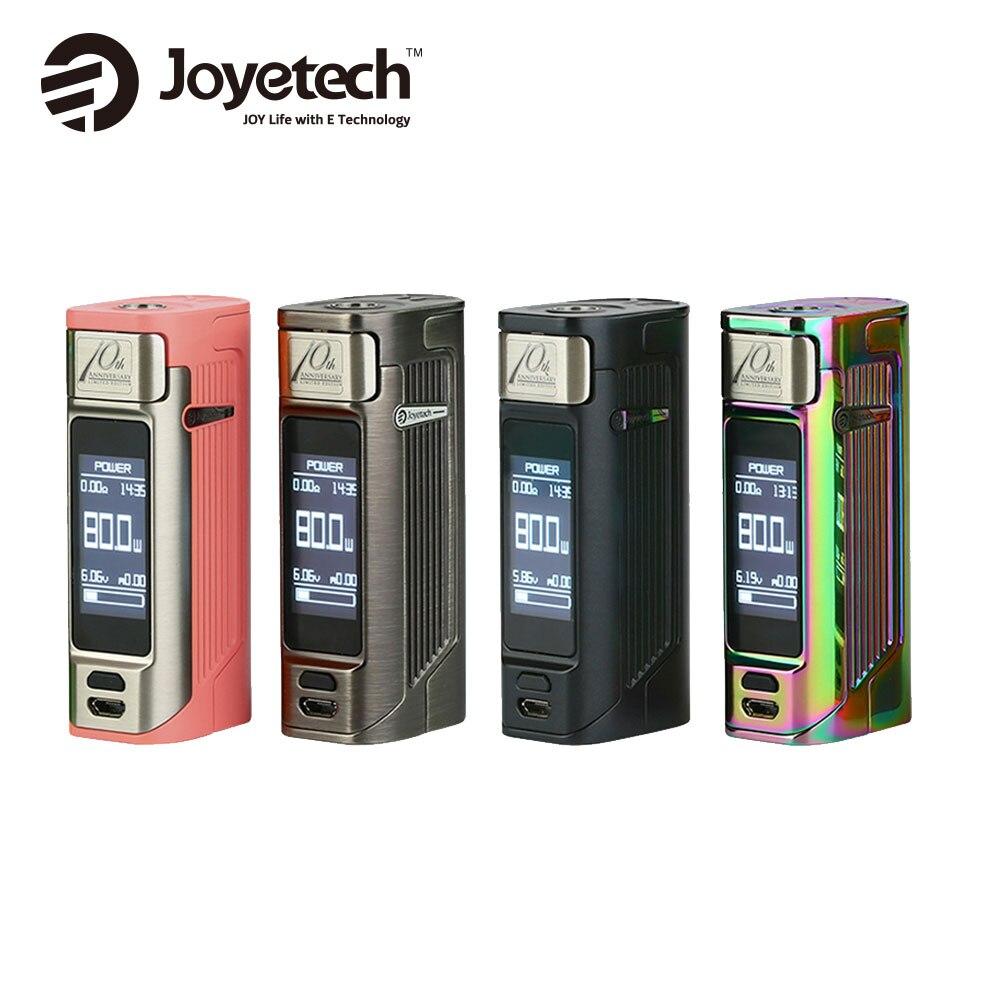 Nowy Oirignal Joyetech ESPION Solo 21700 MOD moc wyjściową 80 W w/1.3 cal ekran dotykowy pasuje do ProCore powietrza atomizer nie 18650 bateria w Elektroniczne papierosy typu mod od Elektronika użytkowa na  Grupa 1