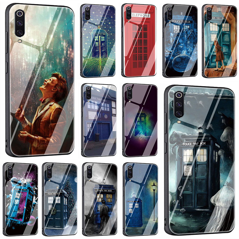 Cellphones & Telecommunications Dr Doctor Who Police Call Box Tempered Glass Cover Case For Xiaomi 8 Lite A1 A2 9 Redmi Note 5 6 7 Pro 6a 4x F1 We Take Customers As Our Gods