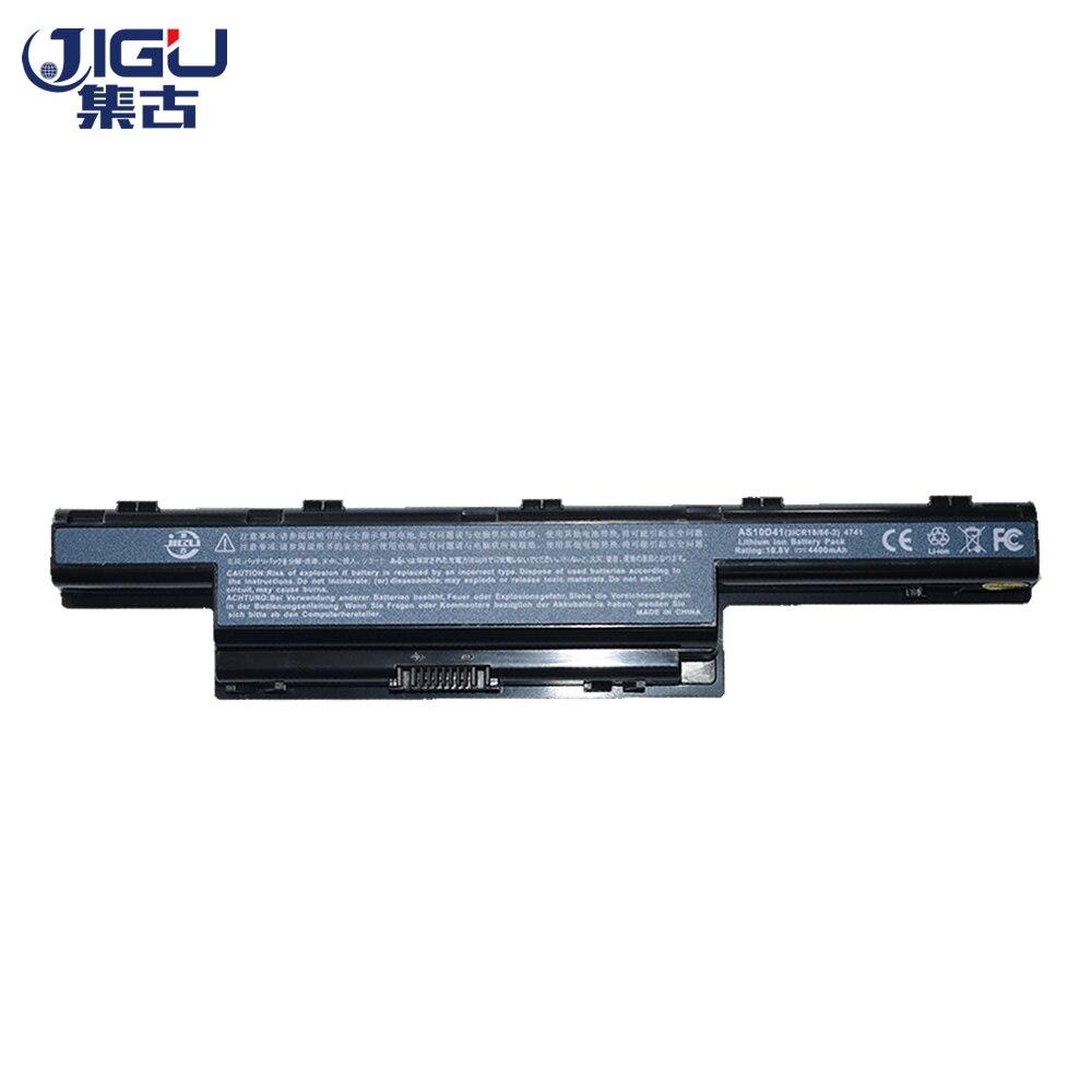 JIGU Battery For Acer AS10D31 AS10D51 AS10D81 AS10D75 AS10D61 AS10D41 AS10D71 For Aspire 4741 5742G 5552G 5742 5750G 5741G 7800mah battery for acer aspire 7741g 5551 5552 5551g 5560 5560g 5733 5733z 5741g 5741 as10d31 as10d51 as10d61 as10d71 as10d75