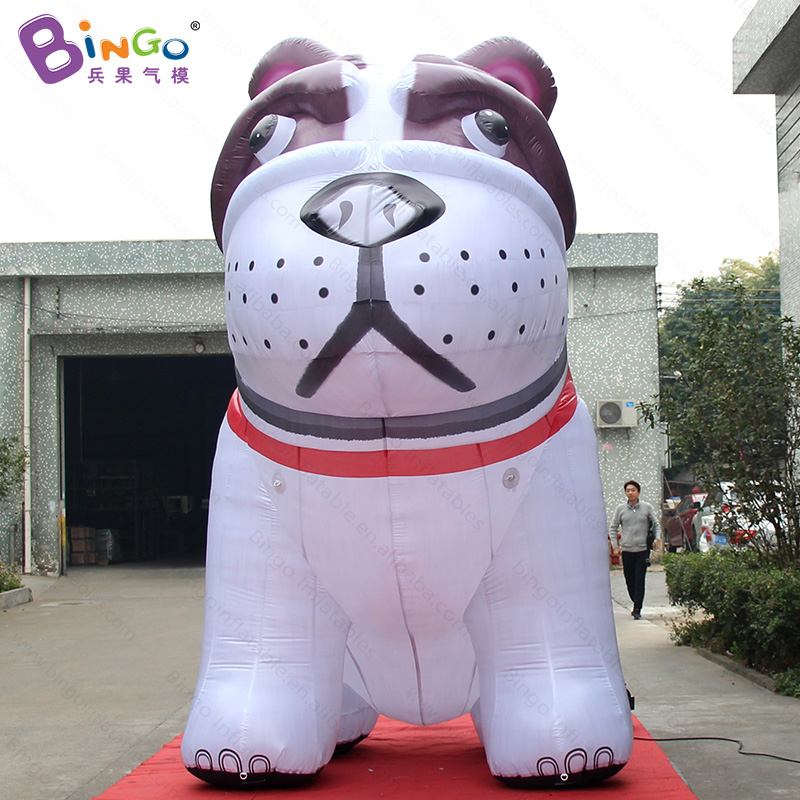 FACTORY OUTLET 6m inflatable Shar-Pei dog balloon toy outdoor decoration customized inflatable advertising itemFACTORY OUTLET 6m inflatable Shar-Pei dog balloon toy outdoor decoration customized inflatable advertising item