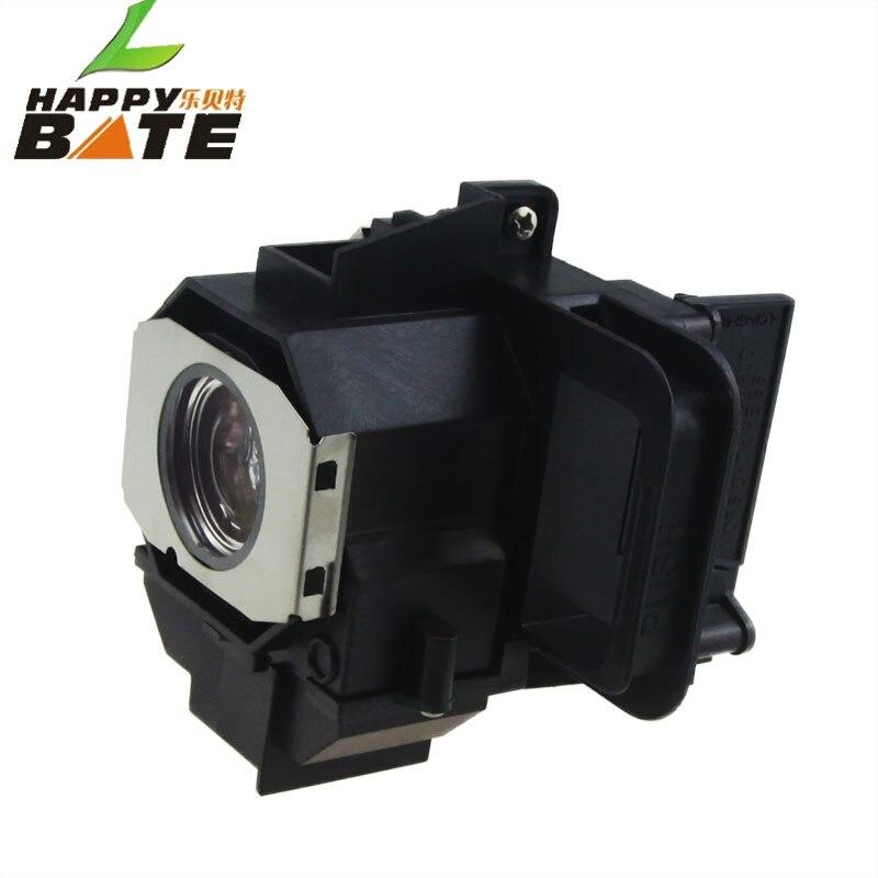 HAPPYBATE ELPLP49 / V13H010L49 Compatibele lamp met behuizing voor - Home audio en video - Foto 3