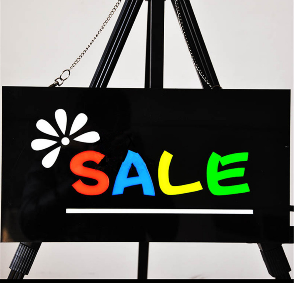New shop sale auction;Sales;Sold on the cheap LED store Open Signs flicker Business LED OPEN SIGN Animated Motion Display board