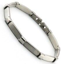 2015 NEW Hot Sale Fashion jewelry Simple Fine chic Men 316L stainless steel Bracelets women цена
