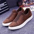 Мужская Обувь Люксовый Бренд Натуральная Кожа Случайные Вождения Oxfords Обувь Мужская Мокасины Мокасины Итальянская Обувь для Мужчин Квартиры