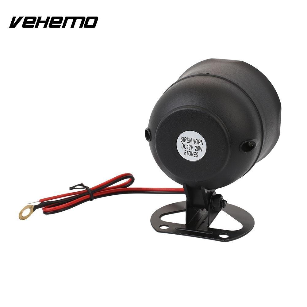 Vehemo système de sécurité à télécommande électronique de voiture système d'alarme anti-intrusion sans clé serrure centrale automatique intelligente