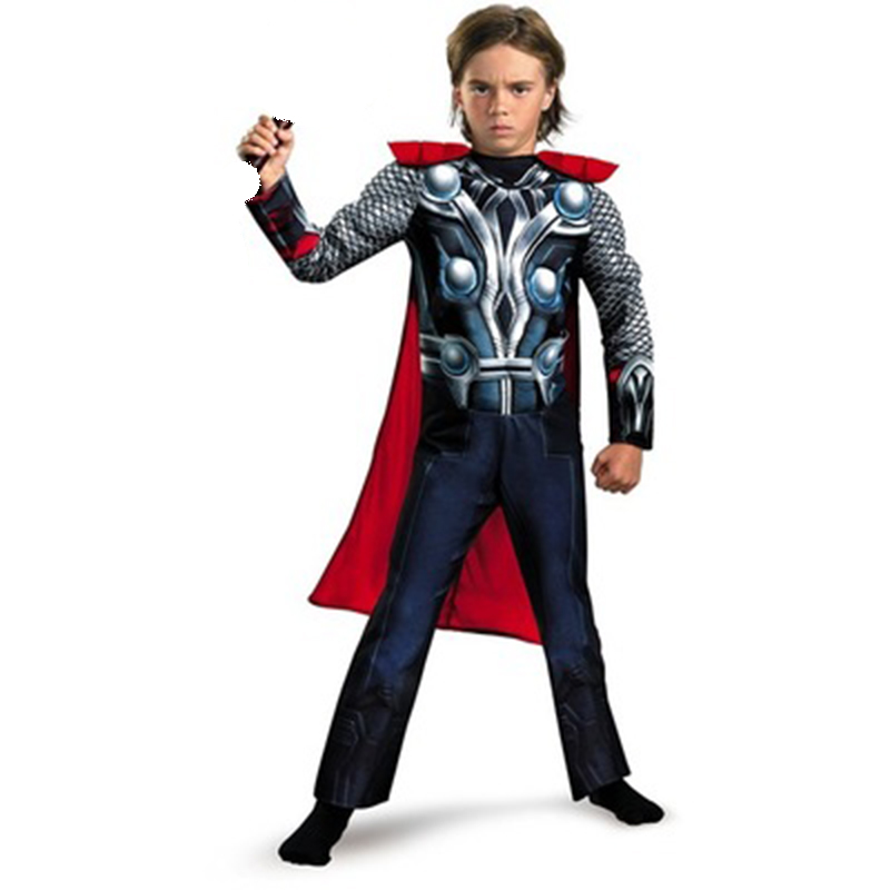2018 High Quality Boys Clothes Set Easter Children Superman Cosplay Carnival Clothing Halloween Costume For Kids The Avengers halloween costumes for children boys kids cosplay costume fantasia disfraces game uniforms kids clothes set