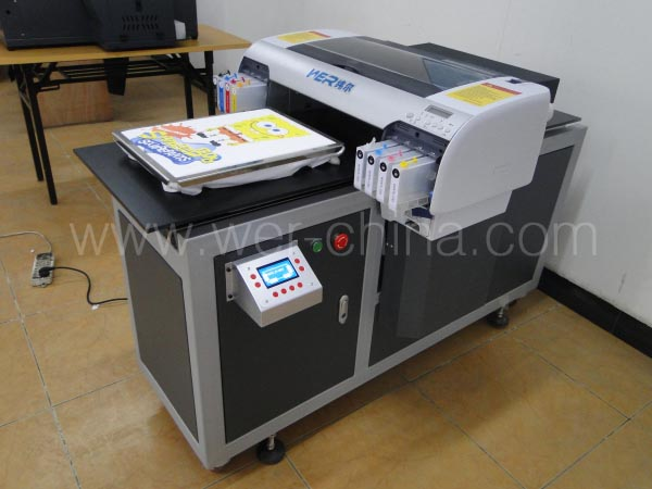 4a7123a67 direct to garment printer, A2 size refitted from Epson JET 4880 with white  color high resolution and strong adhesive on Aliexpress.com | Alibaba Group