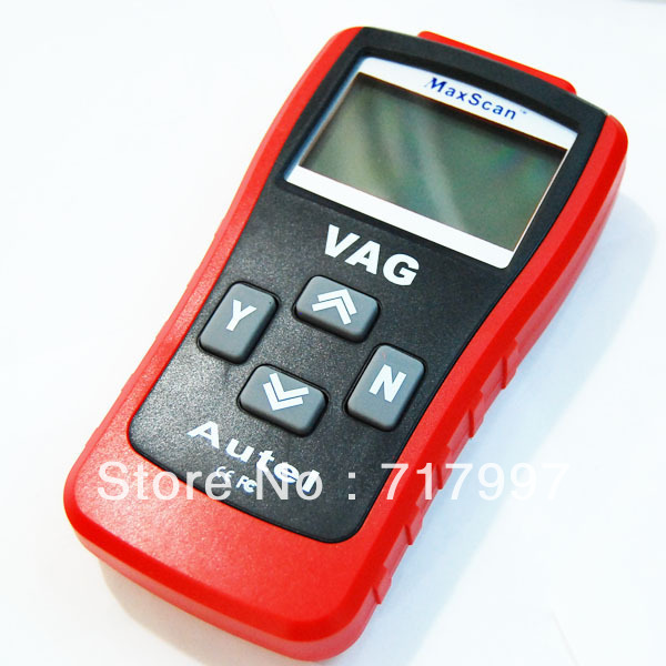 Vag MaxScan VAG405 Can Bus Car Diagnostic Code Reader OBD2 EOBD for VW Audi