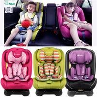Innokids детское автокресло безопасности сиденье бустер стул Регулируемая Высота сидя и лежа пять точек жгут Новорожденный ребенок безопасное