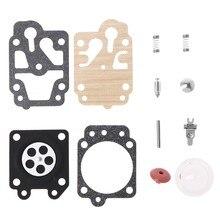 Kit de réparation de carburateur, joint de débroussailleuse pour carburateurs 40-5/44F-5 34F