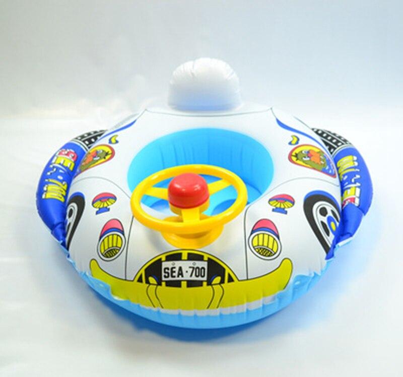Baby Kids Summer Swimming Pool Swimming Ring Inflatable Swan Swim Float Water Fun Pool Toys Swim Ring Seat Boat Sport for 3-6Y (31)