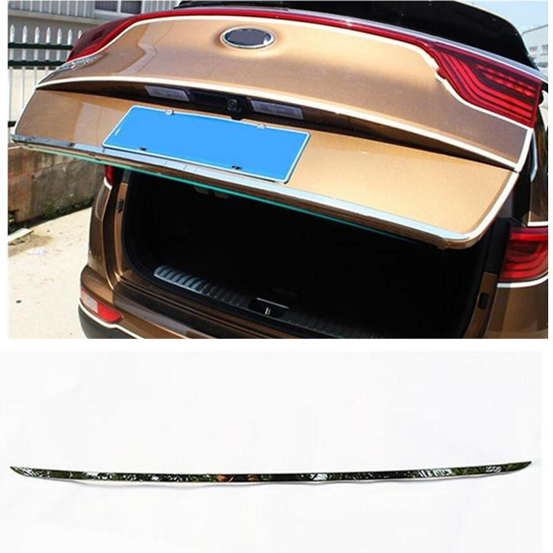 Made in USA Works with 2011-2015 Kia Sorento 4PC Stainless Steel Chrome Pillar Post Trim