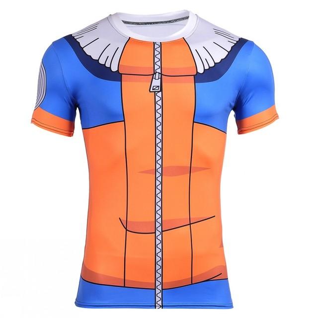 Naruto Characters Short Sleeve T Shirt