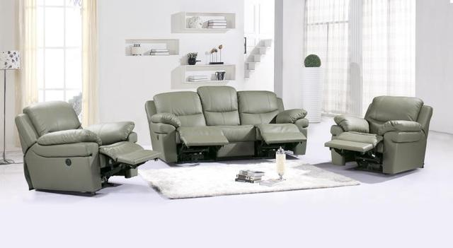 Merveilleux JIXINGE Ultra Strong, Recliner Sofa, Genuine Leather Recliner Sofa, Cinema  Leather Recliner Sofa