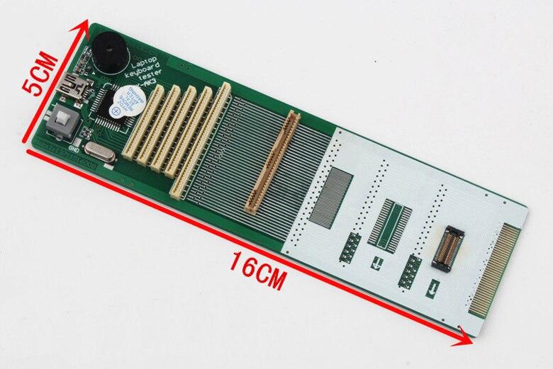 Universal Laptop Keyboard Tester testing device machine Tool USB Interface