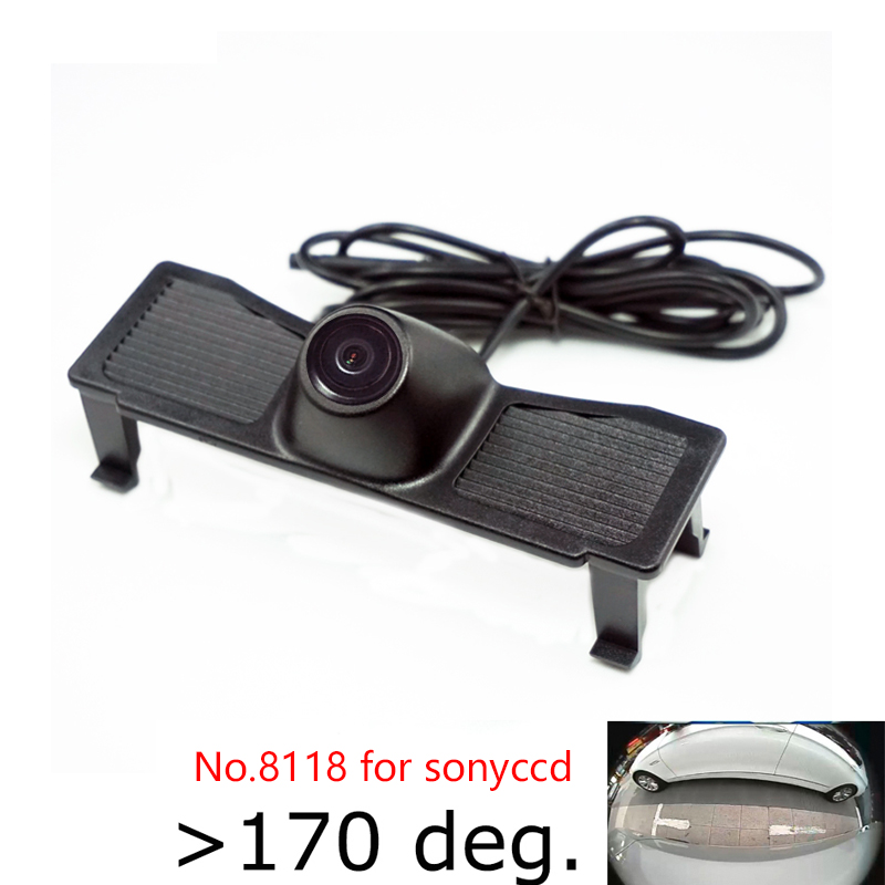 Appr.180deg CCD HD Car Front View Camera For Toyota LAND CRUISER 2014 2016 2017 Parking Camera Night Vision Waterproof