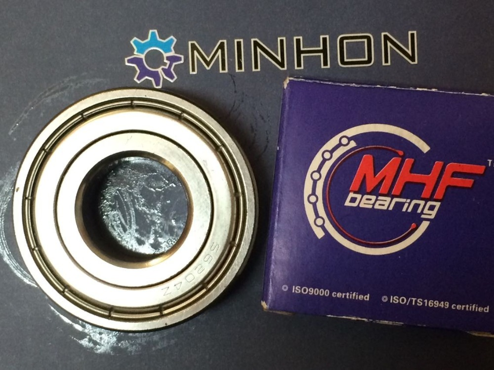 Free Shipping 60PCS Stainless Steel SS6204ZZ MHF Miniature Ball Bearings ABEC-3 Size 20x47x14 mm Best Price High Performance 1pcs 71901 71901cd p4 7901 12x24x6 mochu thin walled miniature angular contact bearings speed spindle bearings cnc abec 7