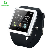 FLOVEME D2 Smart Watch For Android IOS Phone Digital Bluetooth 4 0 Watch Anti lost Remote