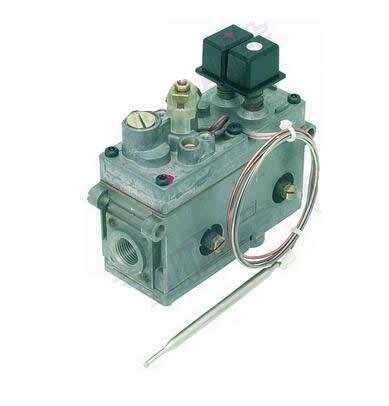 0.710.756 système DE contrôle DE gaz DE siège TERMOSTATO 100-190 C