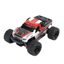 HS 18301 1/18 2.4G 4WD High Speed Big Foot RC Racing Car OFF-Road Vehicle Toys