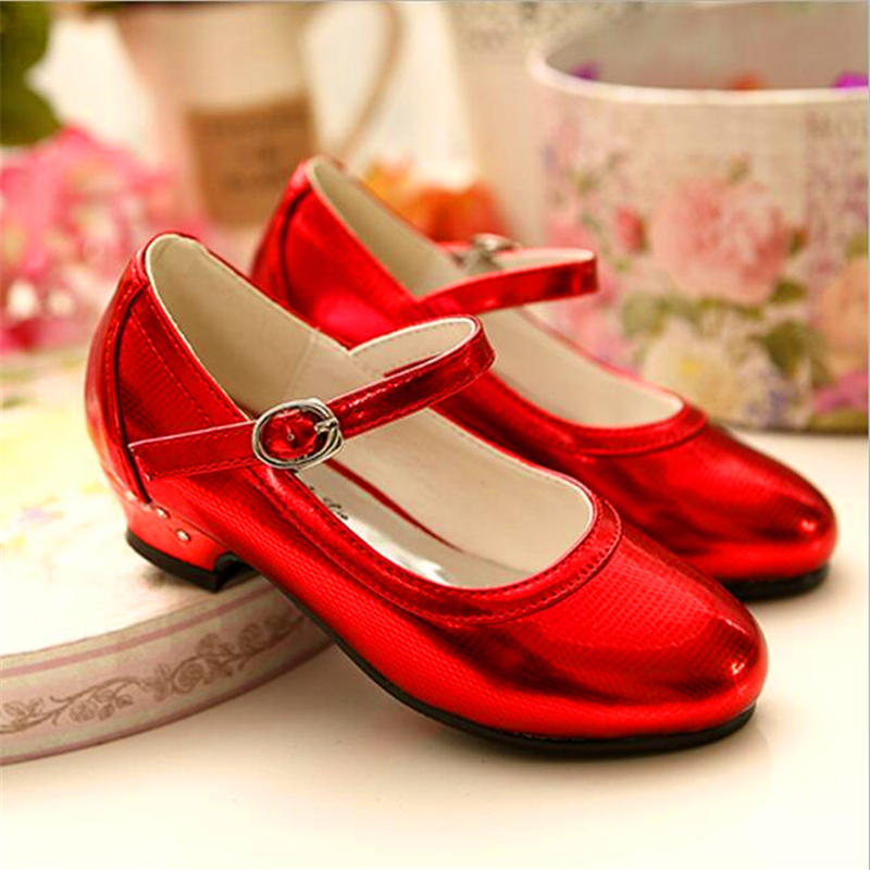 Buy shoes for girl silver and get free shipping on AliExpress.com a53396d3668d