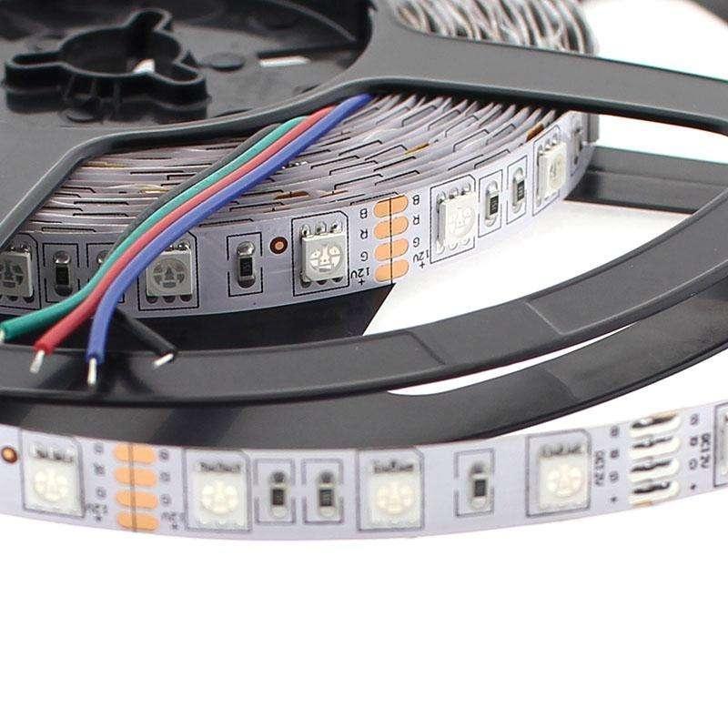 LED Bande 5 m 5050 VDC 72 W 300L Ip20 RVB 255067