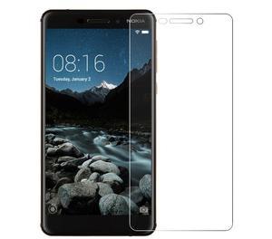 Image 2 - 2 אריזות\מארז מקורי מזג זכוכית עבור Nokia 6.1 מסך מגן עבור Nokia 6 2018 זכוכית פרימיום מגן משוריינת