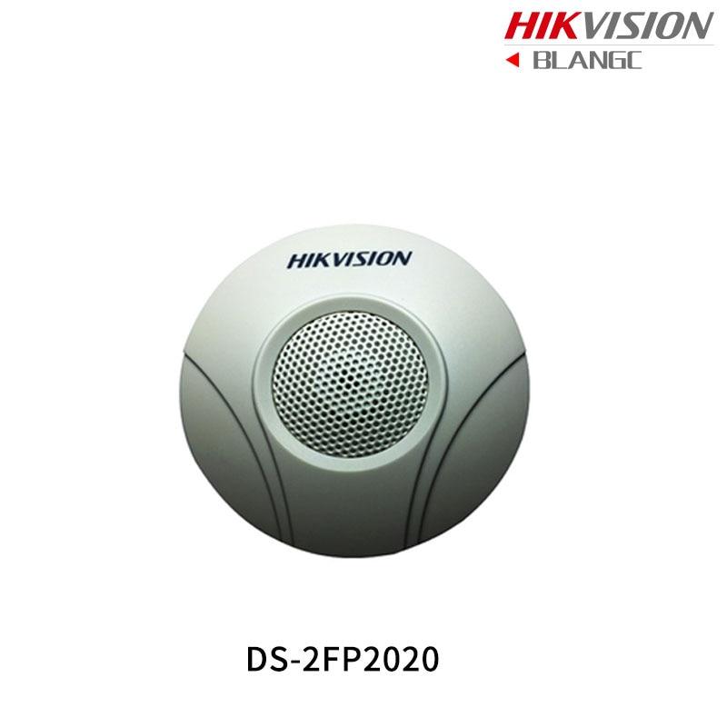 HIKVISION DS-2FP2020 Hik Microphone for CCTV camera hik повседневные брюки