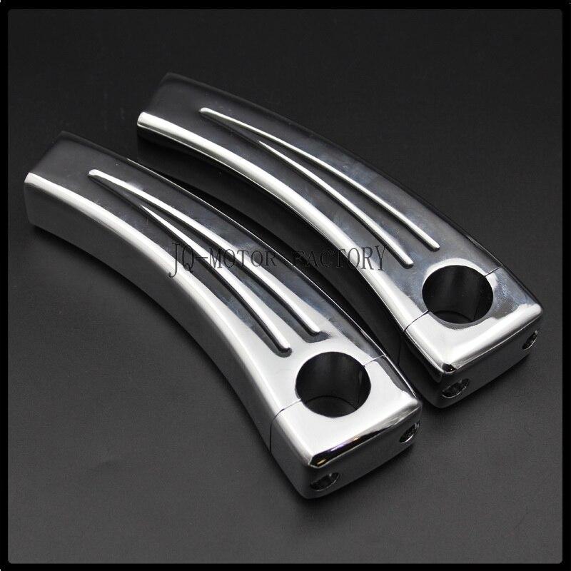 Motorcycle 1 25mm Handlebar Hand Grip Risers 5 5 Size For Suzuki Honda Kawasaki Yamaha Road
