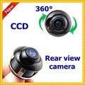 12 В Универсальный Мини CCD Coms HD Ночного Видения 360 Авто Камера Заднего вида Передняя Камера Спереди Вид Сбоку Заднего Резервную Камеру