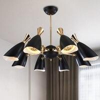 Modern LED Pendant Lights Indoor Handing light Adjustable Restaurant Dinning room Lamps Kitchen Handlamp E27 Luminaire Lamparas