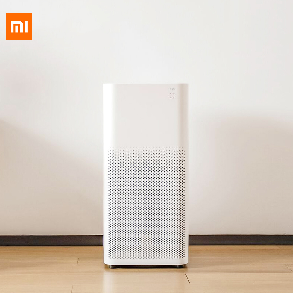 <font><b>Original</b></font> <font><b>Xiaomi</b></font> New <font><b>Mi</b></font> <font><b>Smart</b></font> <font><b>Air</b></font> <font><b>Purifier</b></font> 2 Sterilizer Addition To Formaldehyde <font><b>Air</b></font> Cleaning Intelligent Household Hepa Filter