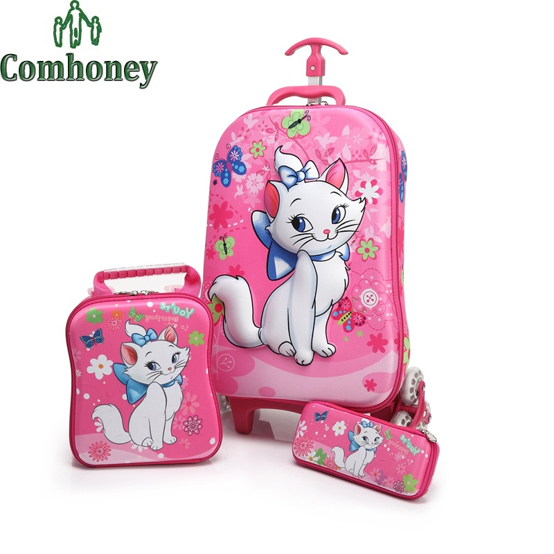 Online Get Cheap Kids Rolling Luggage Suitcase -Aliexpress.com ...
