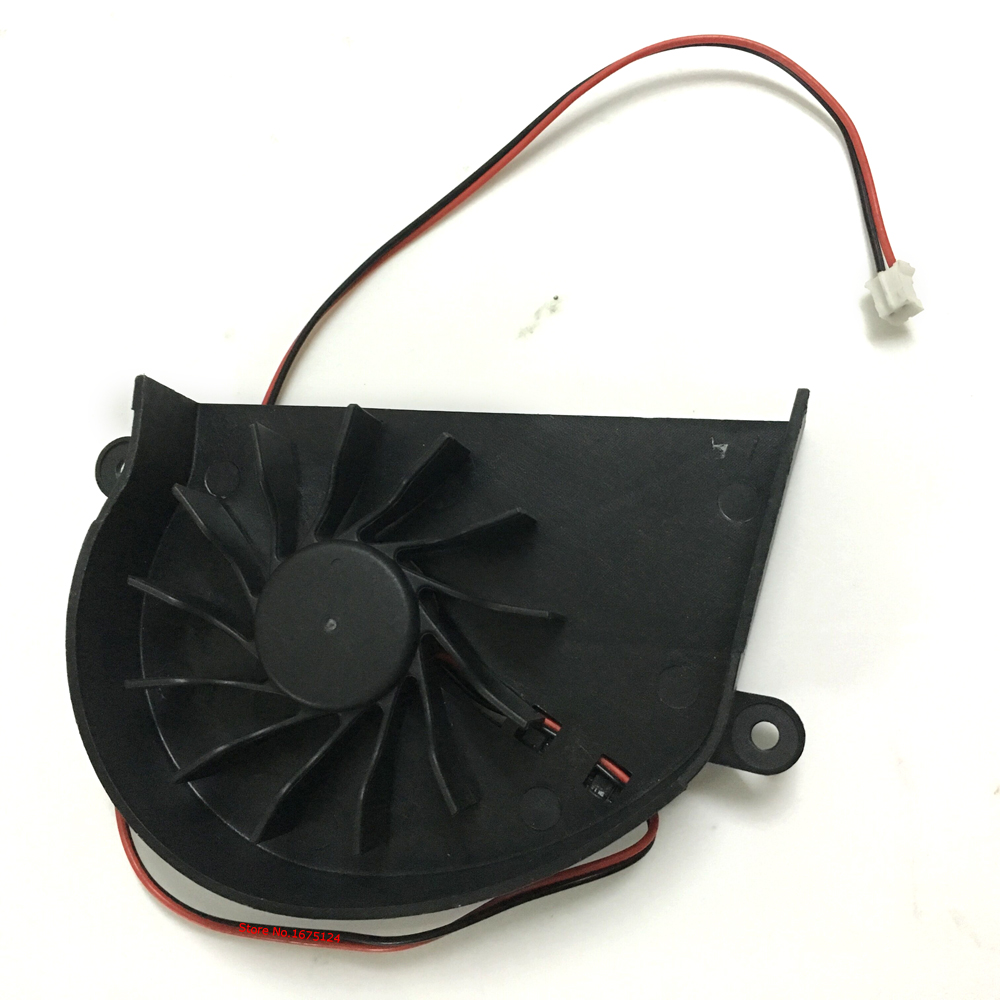 DC BRUSHLESS FAN PLB07020S05L 5V 0.20A 2PIN Graphics Video Card Cooling Fan VGA GPU COOLER free shipping radiator computer cooler dc brushless fan for club 3d hd7850 hd7870 video vga graphics card cooling