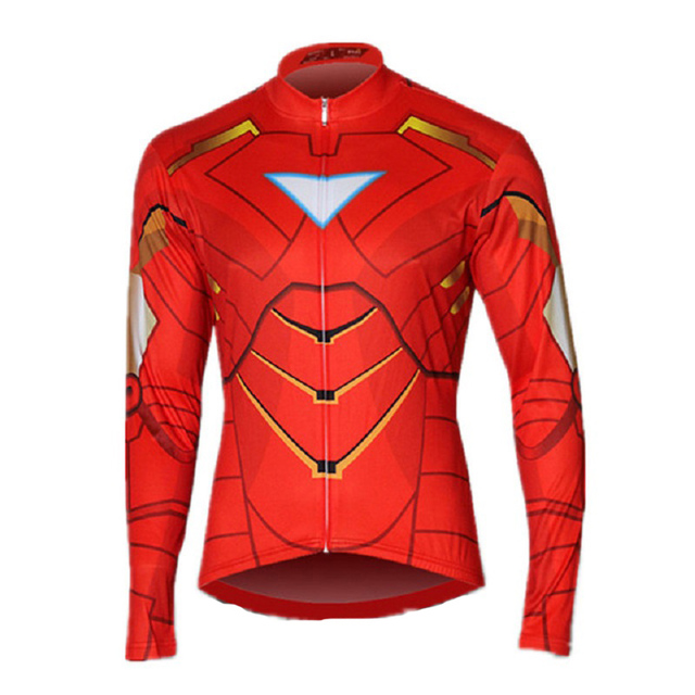 Special Price 2018 Ironman Winter Thermal Fleece Cycling Jersey Bicycle  Clothing Ropa Ciclismo Hombre Invierno MTB 6cbd80dc7