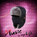 New Design Technology Soft Warm Beanie Hat Wireless Bluetooth Smart Cap Headset Headphone Speaker Mic Bluetooth Hat