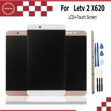 Ocolor Per Letv X620 X625 Display LCD e di Tocco di Riparazione Assemblea di Schermo 5.5 pollici Per Letv X626 X527 X520 X522 le 2 Pro + Strumenti