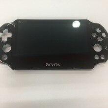 Oryginalny 100% nowy dla ps vita psv psvita 2 2000 wyświetlacz ekran lcd zmontowany czarny