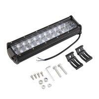 120W 12 LED Light Bar Offroad For PHILIPS 4D Led Work Light Bar Spot Beam Driving
