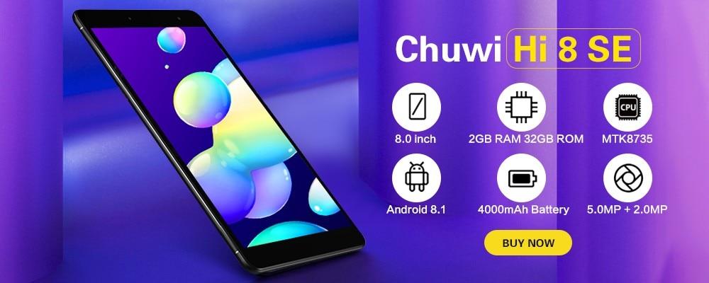 Chuwi Hi8 SE
