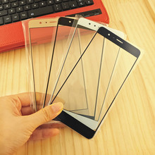 FOR huawei honor V8 Touch Screen Glass Panel Digitizer Sensor Touchpad Front Glass Panel Repair Spare Parts
