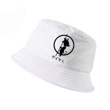 f5a82379494 fashion k pop Dragon Ball bucket hat harajuku Men and women Dragon Ball Z  Goku outdoor
