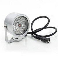 EWS 2pcs 48 LED Illuminator Light CCTV IR Infrared Night Vision Lamp For Security Camera