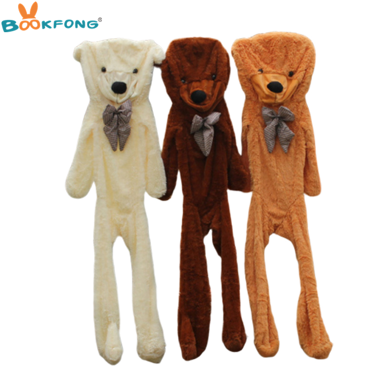 buy giant bear skin 200cm teddy bear skin. Black Bedroom Furniture Sets. Home Design Ideas