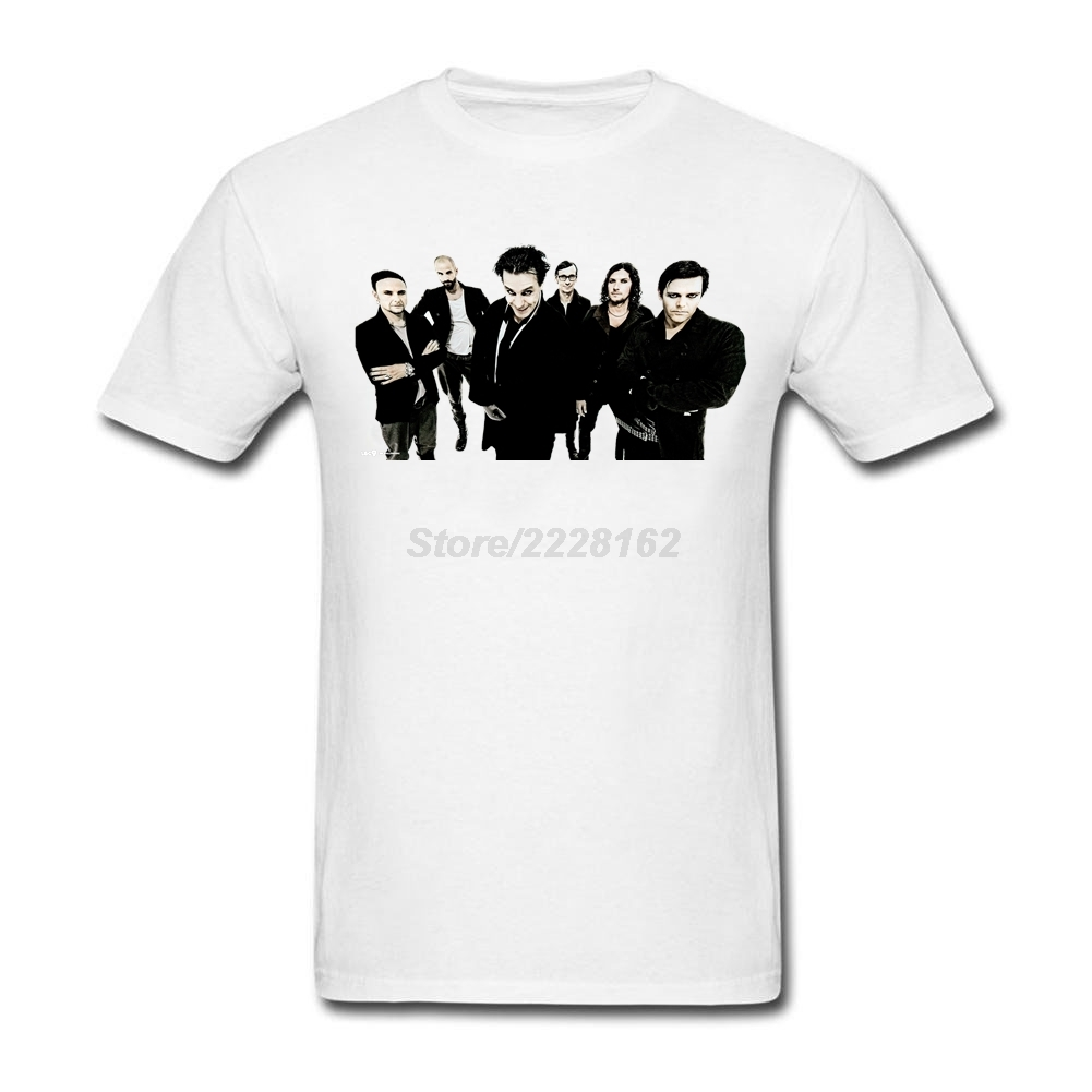 Design t shirt for cheap - Mens Rock Unique Design T Shirts With Rammstein Music Band Short Sleeved Man Shirts Patriotic