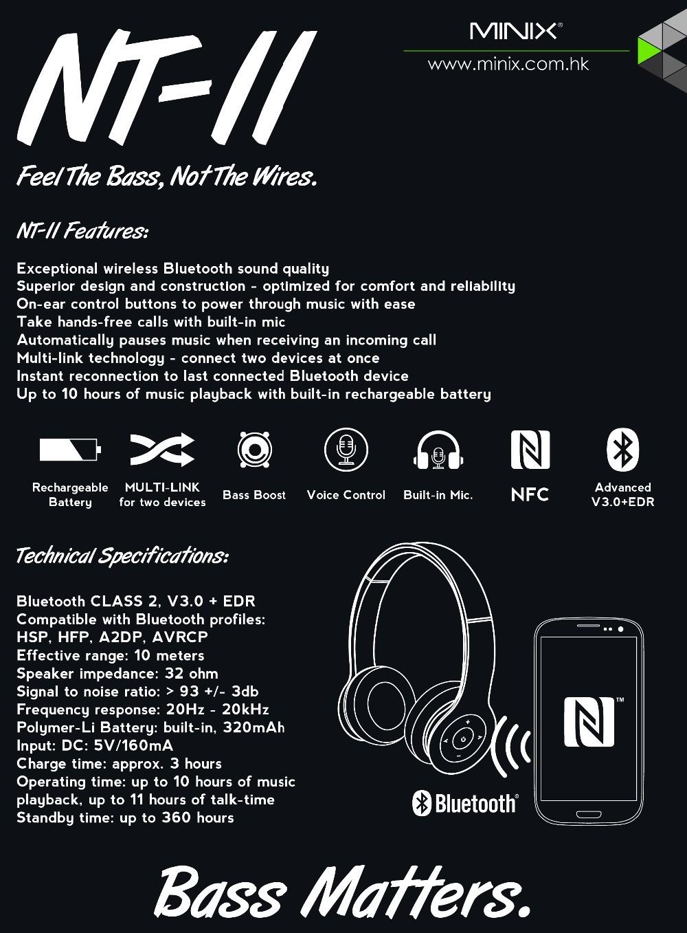 MINIX NT-II - Leaflet