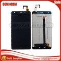 100% Testado Novo Para Poder Ulefone 5.5 inch Display LCD + Digitador da Tela de Toque Assemblely 1920x1080 smartphones LCD substituir Peças